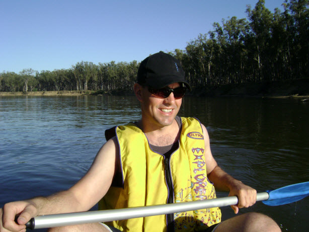 Murray River Canoeing