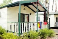 Big4 Golden River Holiday Park Cabins