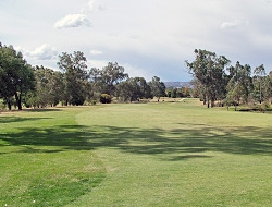 SS&A Wodonga Golf Course