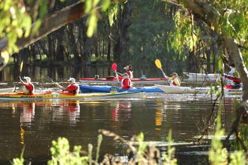 Murray River Marathon